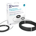 фото Система антиобледенения Electrolux Antifrost Cable Outdoor EACO 2-30-1100